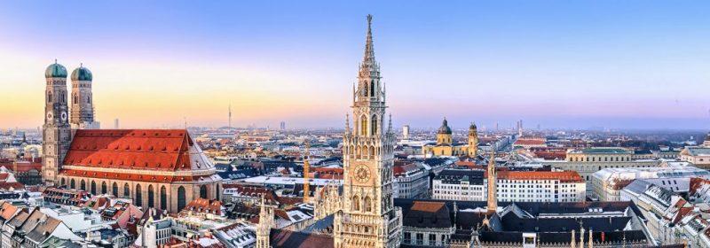 Top 10 de meilleures villes étudiantes en Europe - #9: Munich