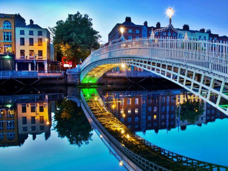 Top 10 de meilleures villes étudiantes en Europe - #8: Dublin