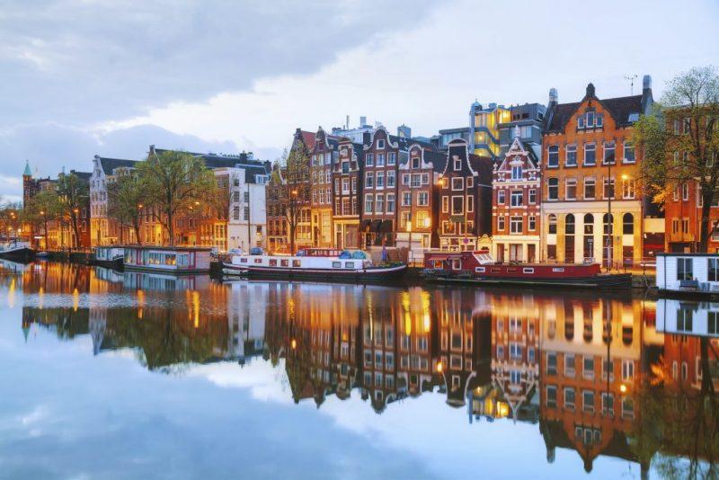 Top 10 de meilleures villes étudiantes en Europe – #7: Amsterdam